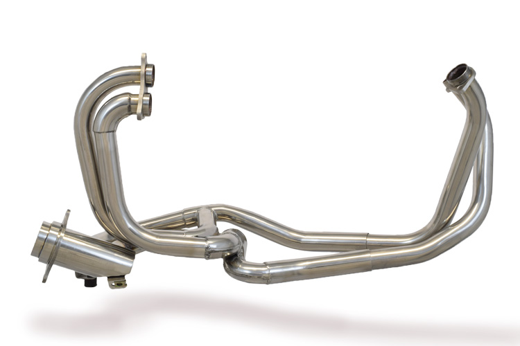 VFR 750 VFR750 FL FP 90 93 RC36 Exhaust Downpipes And